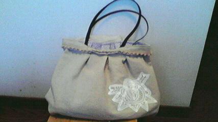 シンプルに自分bag(*^^*)